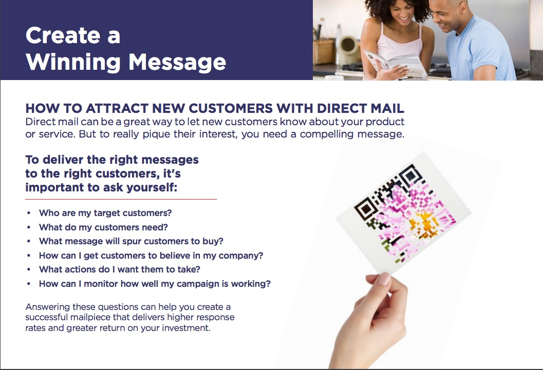 How to Attract New Customers with Direct Mail